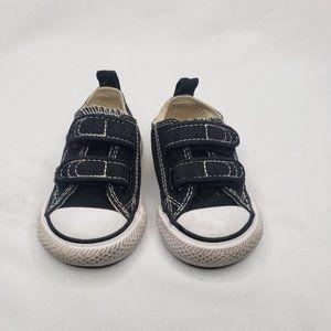 Converse baby velcro sneakers